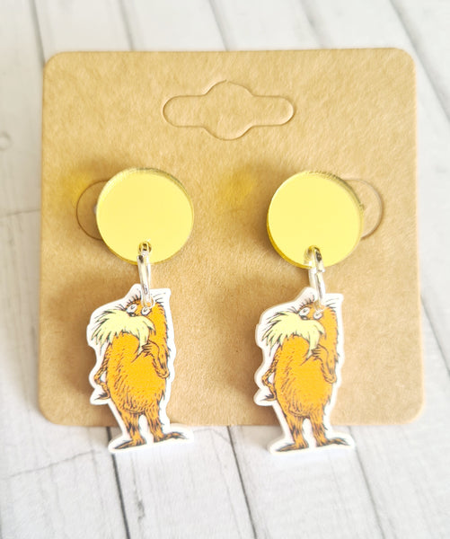 Lorax Mini Dangles
