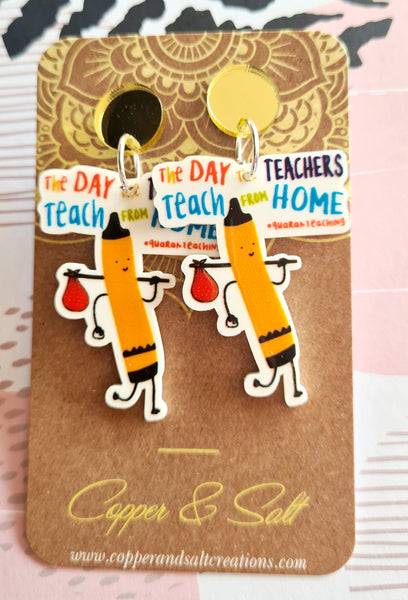 The Day the Teachers