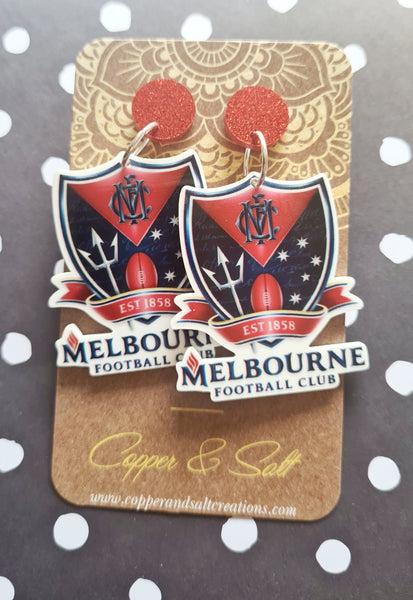Melbourne Demons AFL Team
