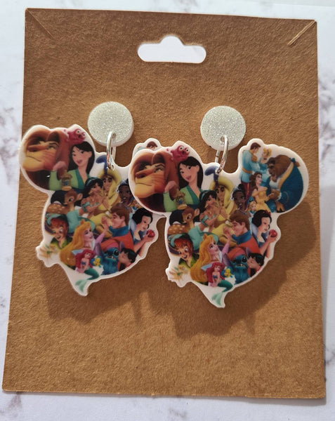 Disney Moments Earring