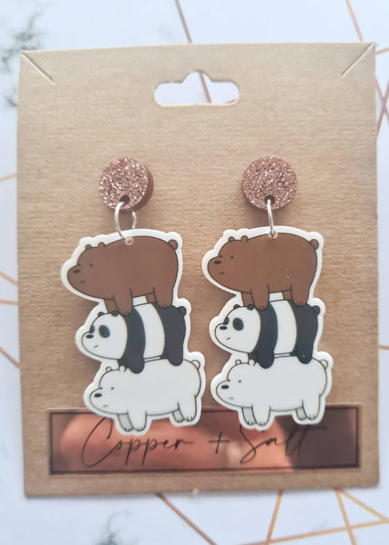 We Bears Earrings