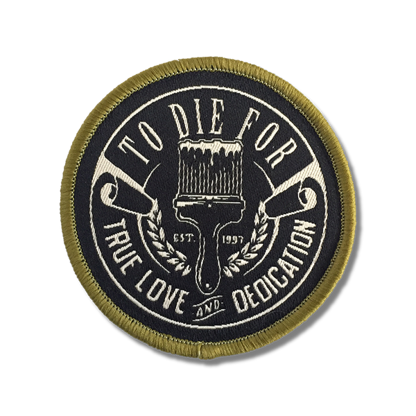 """DEDICATION"" PATCH"