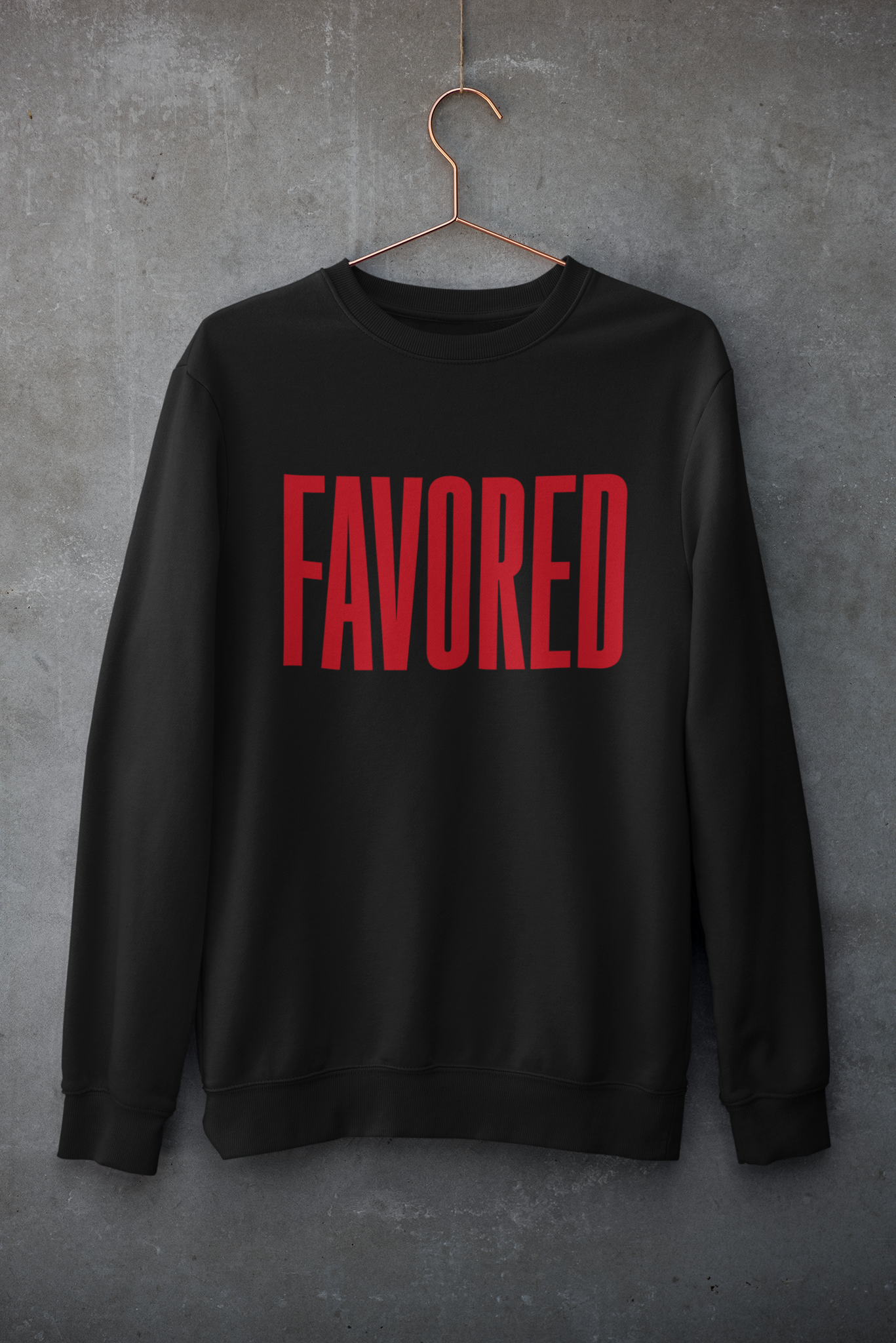 FAVORED SWEATSHIRT