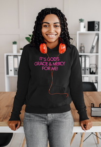 GRACE AND MERCY HOODIE