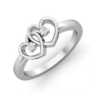 Silver Color Alloy Ring