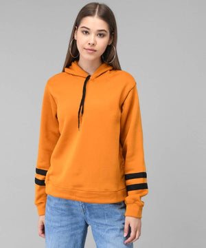 Musterd Sweatshirt with Black Strip