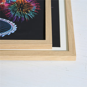 Scratch Painting Picture Frame