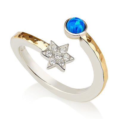 Star of David Ring - Holy Land Jewels