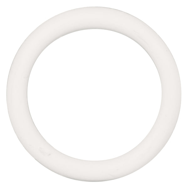 White Rubber Ring Set