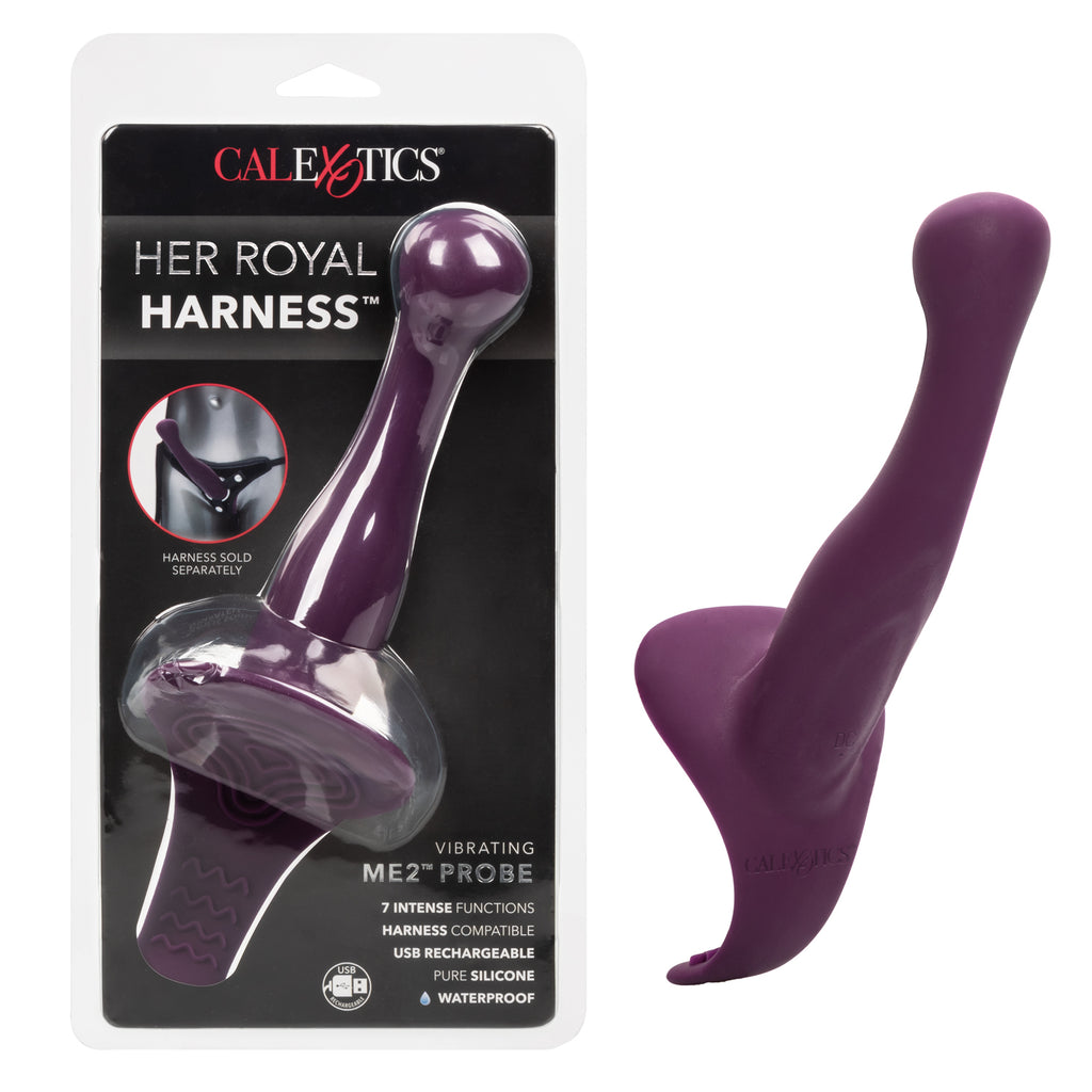Her Royal Harness Vibrating ME2 Probe