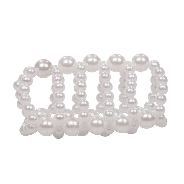 Basic Essentials Pearl Stroker Beads - 2.75