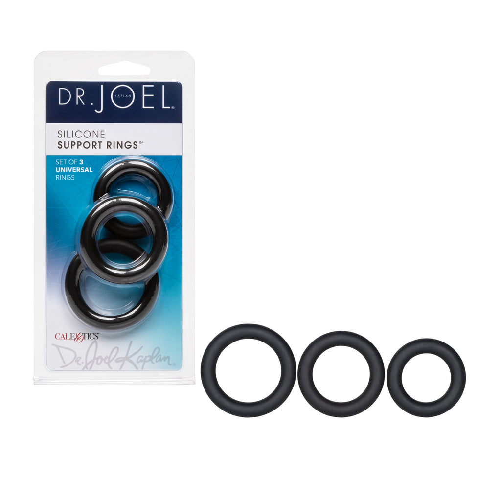 Dr. Joel Kaplan Silicone Support Rings