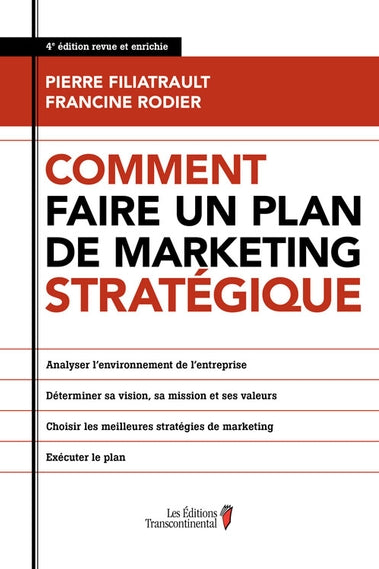 Comment faire un plan de marketing stratégique