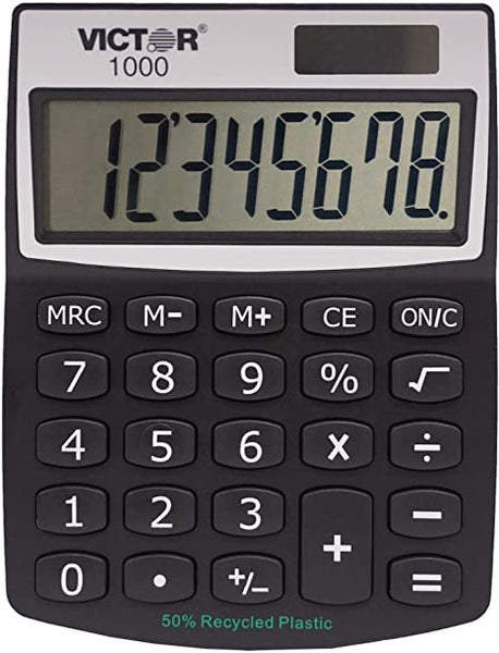 Mini calculatrice de bureau - Victor 1000