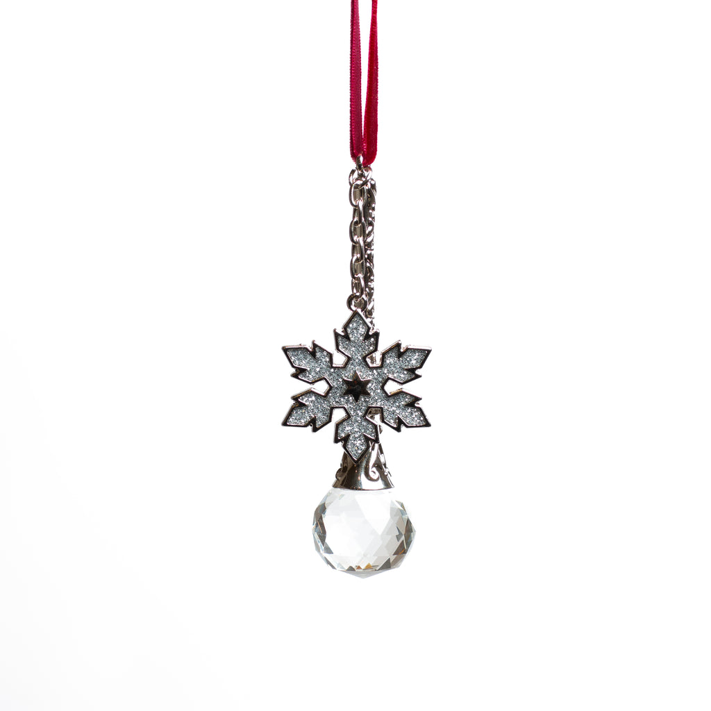 Snowflake Wish Ornament