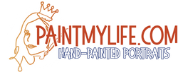 Paint My Life - Handmade Paintings