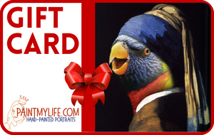 PaintMyLife.com Gift Card