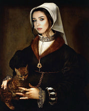 Load image into Gallery viewer, Mrs. Ambrosia with Cat