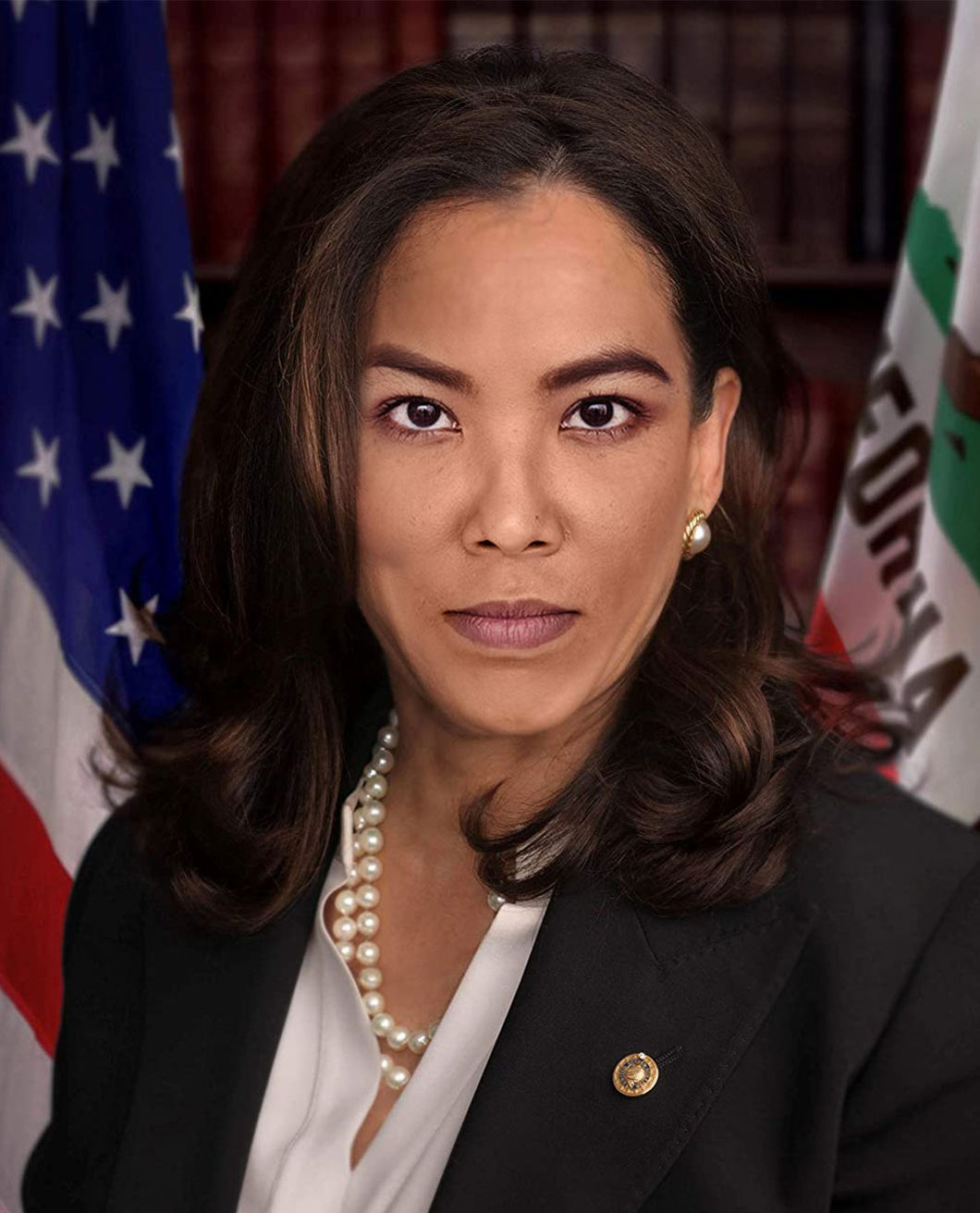 Mrs. Democratic Vice President