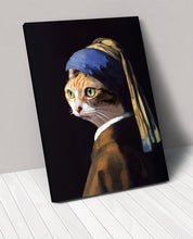 Load image into Gallery viewer, Miss Pearl Earring (pets)