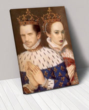 Load image into Gallery viewer, Mr. and Mrs. Royal Duo