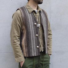 Load image into Gallery viewer, Autumn and winter retro vest
