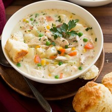 Load image into Gallery viewer, Chicken Pot Pie Stew