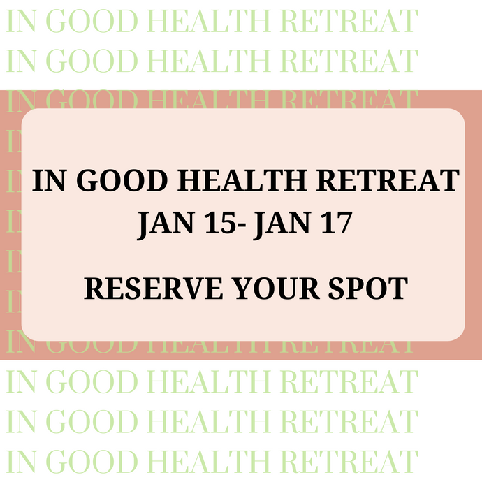 In Good Health Retreat ~ 1 spot available for a private room in a beautiful cotage