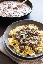 Load image into Gallery viewer, Ground Beef Stroganoff
