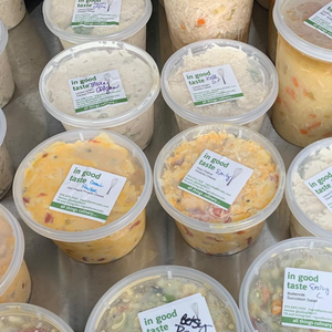 Four Cheese Pimento Cheese - 1 pound & 2 pound containers available!