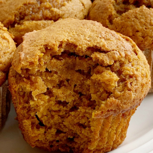 Pumpkin Muffins ~ From the freezer