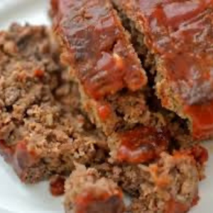 Old Fashioned Meatloaf ~ From the Freezer