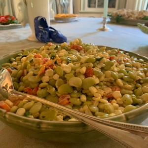Buttermilk Succotash Salad