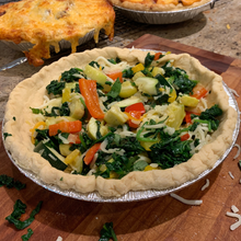Load image into Gallery viewer, Veggie Quiche