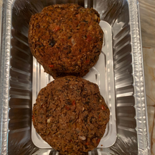 Load image into Gallery viewer, Black Bean Cakes (6 cakes)