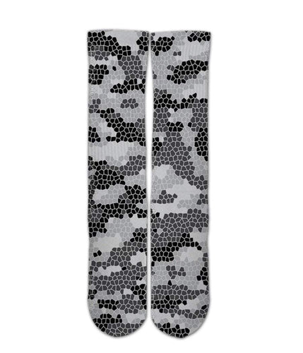 Bee hive Camo Pattern sock design - DopeSoxOfficial