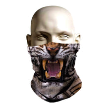 Load image into Gallery viewer, Ski Mask face shield - Tiger design