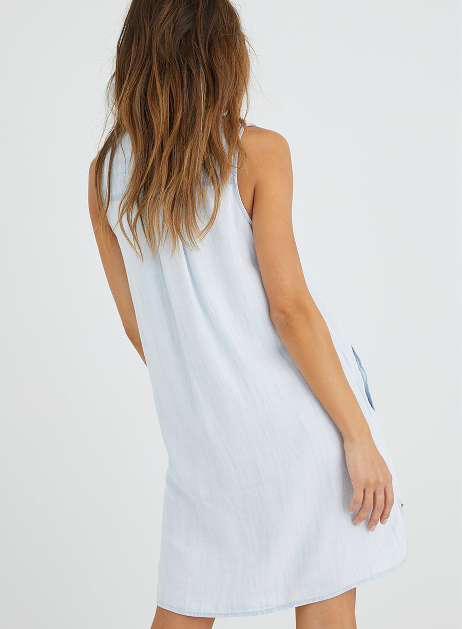 Bella Dahl A-line Tencel Dress