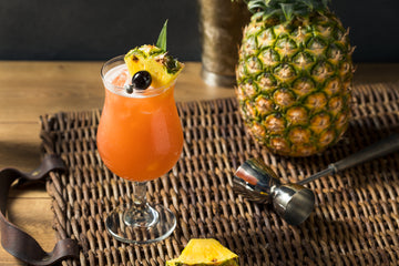NON-ALCOHOLIC RECIPE: The Kentucky (Sucker) Punch