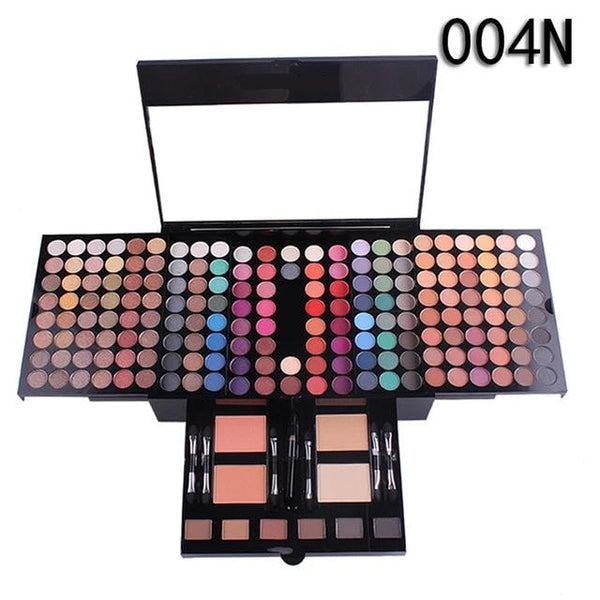 Eyeshadow Blush Eyebrow Palette Kit