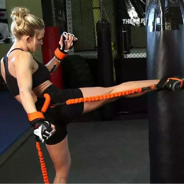 Boxing Resistance Bands Training Strap
