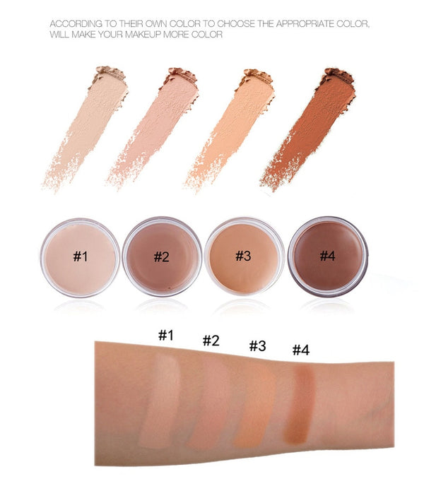 Blemish Face Eye Lip Cream Concealer