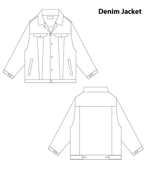 Jacket Collection Template