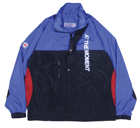 Zero Six Wind Jacket Blue