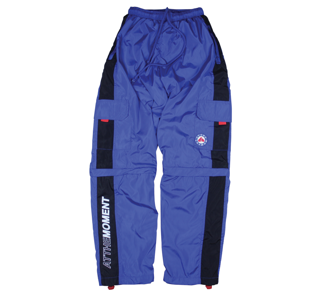 Zero Six Wind Pants Blue
