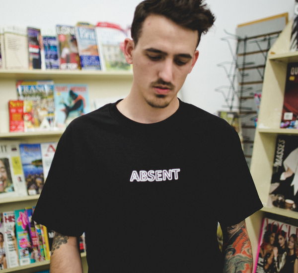 Absent Tee