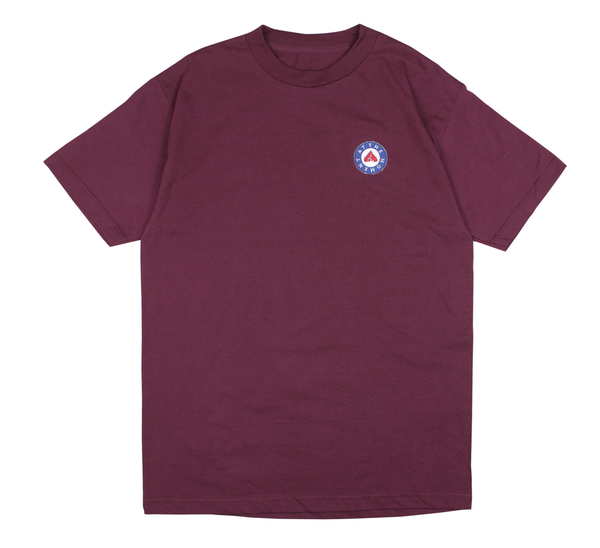 Embroidered Badge Tee