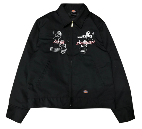 Dickie Black Jacket