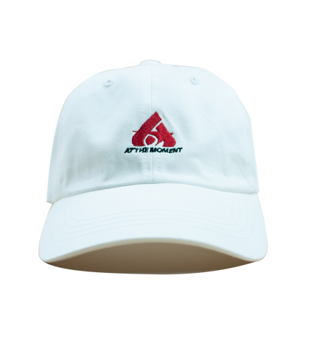 Badge Cap White
