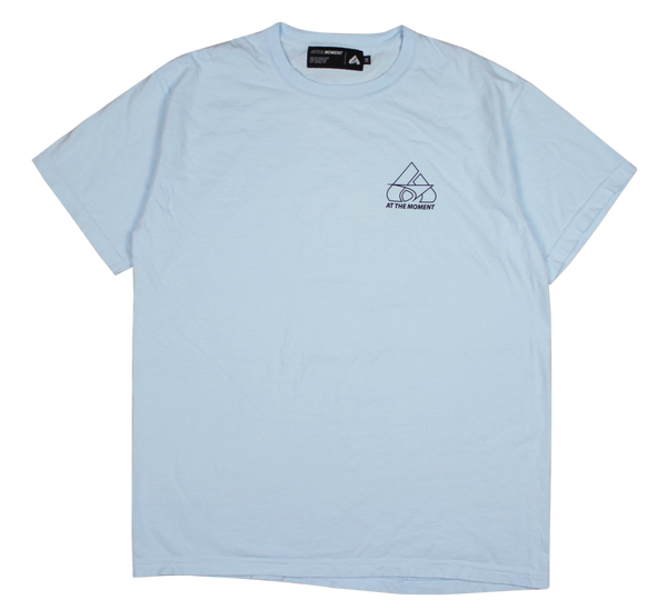 Logo Tee Light Blue